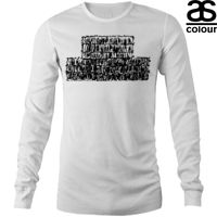 AS Colour - Base Long Sleeve Tee - Unisex Thumbnail